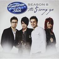 Season 8-THE 5 Song Ep By American Idol On Audio CD Album 2009 - DD613250