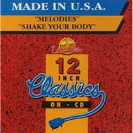 Made In USA By Made In USA On Audio CD Album 1993 - DD614548