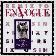 Remix To Sing By En Vogue On Audio CD Album 1991 - DD615971