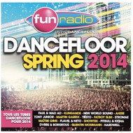 Fun Dancefloor Spring 2014 On Audio CD Album - DD617788