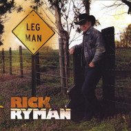 Leg Man By Rick Ryman On Audio CD Album 2008 - DD619592