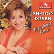 It's About Time By Sharon Ruben On Audio CD Album 2007 - DD622199
