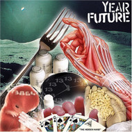 The Hidden Hand By Year Future On Audio CD Album 2004 - DD622224