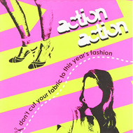 Don't Cut Your Fabric To This Year's Fashion By Action Action - DD622234