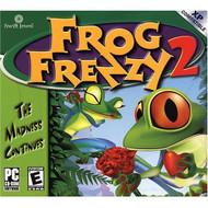 Cosmi Frog Frenzy Episode 2: Jungle Safari Adventure Windows Software - DD622629