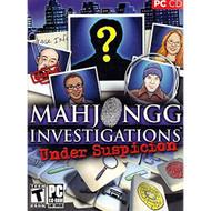 Mahjongg Investigations: Under Suspicion PC Software - DD622933