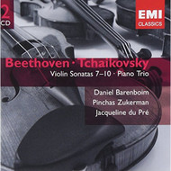 Violin Sonata Nos 7-10 By Pinchas Zukerman On Audio CD Album 2006 - DD625624