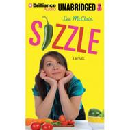 Sizzle: A Novel By McClain Lee Hamilton Laura Reader On Audiobook CD - DD625649