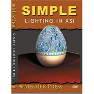 Simple Lighting In Softimage Xsi On DVD With Anthony Rossano - DD625880