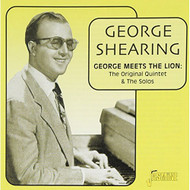 George Meets The Lion The Original Quintet & The Solos Original - DD626249