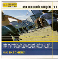 1998 Music Sampler V1 On Audio CD Album - DD626858