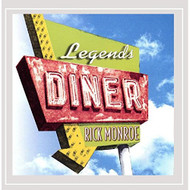 Legends Diner By Rick Monroe On Audio CD Album 2016 - DD627816