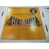 From Metro-Goldwyn-Mayer William Wylers Presentation Of Ben-Hur Music - DD630957