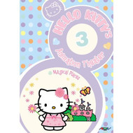 Hello Kitty's Animation Theater Vol 3: Magical Places On DVD - DD631248