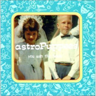 You Win The Bride By Astropuppees On Audio CD Album 1996 - DD632728