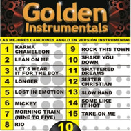 Golden Instrumentals V.10 By YoYo International Orchestra On Audio CD - DD632972