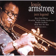 Jazz Legend By Louis Armstrong On Audio CD Album 2005 - DD632980