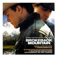 Brokeback Mountain On Audio CD Album 2005 - DD633048