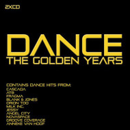 Dance: The Golden Years On Audio CD Album 2013 - DD633092