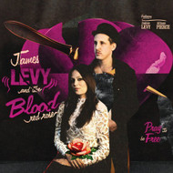 Pray To Be Free By James Levy & The Blood Red Rose On Audio CD Album 2 - DD633554
