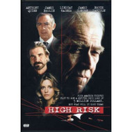 High Risk On DVD with Anthony Quinn - DD636947