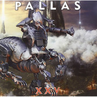 Xxv By Pallas On Vinyl Record - DD637161