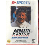 Mario Andretti Racing For Sega Genesis Vintage Flight - DD637546