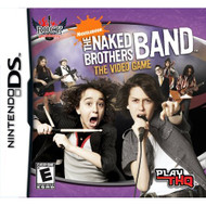 Naked Brothers Band For Nintendo DS DSi 3DS 2DS - DD638337