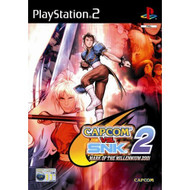 Capcom Vs SNK 2 Mark Of The Millennium PS2 By Capcom For PlayStation 2 - DD638608