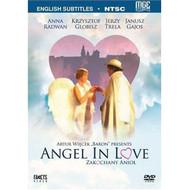 Angel In Love Zakochany Aniol On DVD with Krzysztof Globisz Romance - DD640854