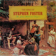 The John Halloran Singers: The Songs Of Stephen Foster Lp Stereo By - DD642322