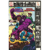 Shield-Steel Sterling #3 Dark Day Of The Red Sun II Target: USA Volume - E130655