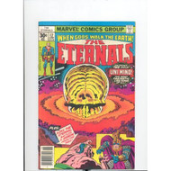 Eternals #12 Action Comic Book - E212313