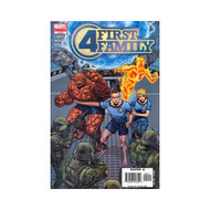 Fantastic Four First Family Issue 2 Of 6 Fantastic Four Comic By Joe - E212318