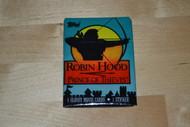 1991 Topps Morgan Creek Robin Hood Price Of Thieves Kevin Costner 8 - E34918