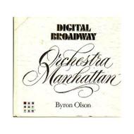 Digital Broadway By Orchestra Manhattan On Audio CD - E446968