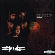Siosos 1 Spooks Album 2000 by Spooks On Audio CD - E452706