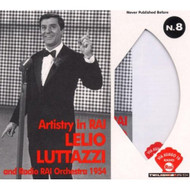 Artistry In Rai Radio Rai Orchestra 1954 By Luttazzi Lelio On Audio CD - E501879