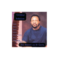 As Sweet As It Gets Jazz Album 1999 by Johnson George Performer On - E504710