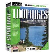 1001 Hikes In North America Dlx Edition Computer Software Travel - E506612