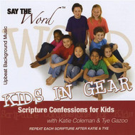 Kids In Gear By Say The Word On Audio CD Album Pop 2008 - E508576