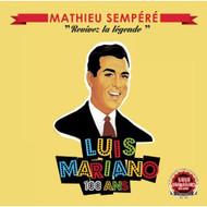 Luis Mariano Revivez La Legend By Sempere Mathieu On Audio CD Album - E508983