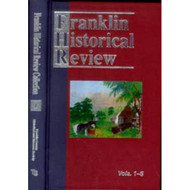 Franklin Historical Review Collection 1 Volumes 1-5 By Franklin County - E546390