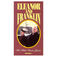 Eleanor And Franklin: The White House Years Volume 1 On VHS With Jane - E565632