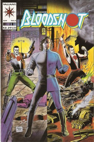 Bloodshot #5 June 1993 - E92258