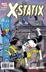 X-Statix #7 Comic Marvel 2003 Book - E93351