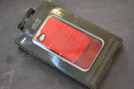 iSkin Solo Fx Red Case For iPhone 4G - EE323333