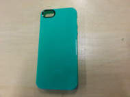 Generic Green Silicone iPhone 5 5S SE Case - EE459773