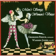 Men's Songs Women's Voices; Georgine Resick (Soprano) By Georgine - EE477338