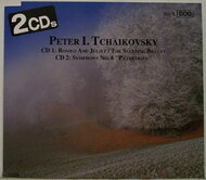 Peter I Tchaikovsky By Michail Glinka Album Import On Audio CD - EE477485
